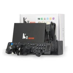 KII Android TV Box