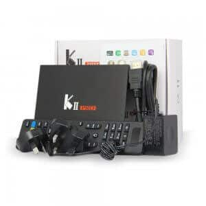KII Android TV Box